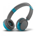 ENERGY DJ 310 GREY & TURQUOISE FREESTYLE HEADPHONES